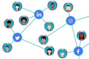 social media connections